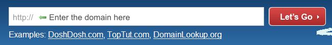 查询网站放在那个主机商的方法