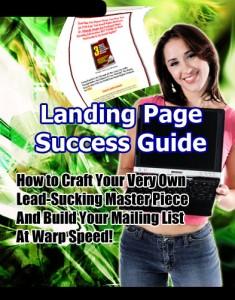 10个免费Landing Pages模板及教程